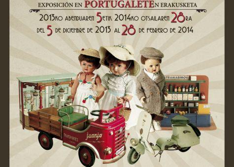 Exposición: 100 AÑOS JUGANDO