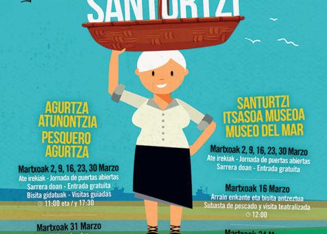"""Santurtzi """"Día de los Museos"""""""